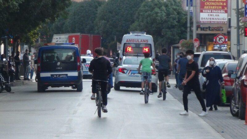 Türkiye'de ilk…Bursa'da bütün kamu araçları siren çalıp…