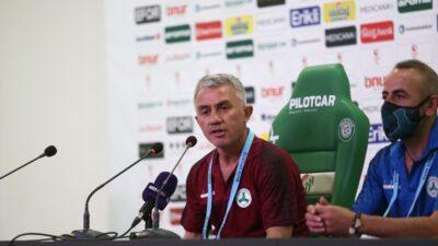 Ümit Şengül: 'Hedef Süper Lig'