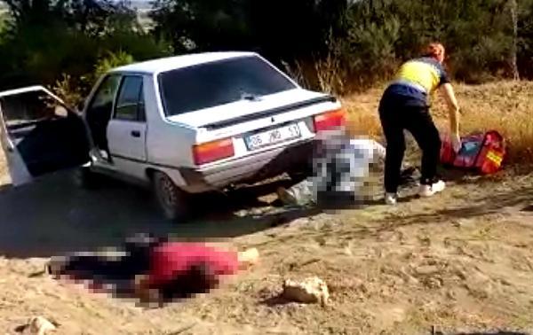 Arazi tartışmasında ortalık karıştı: 2 ölü, 1 yaralı