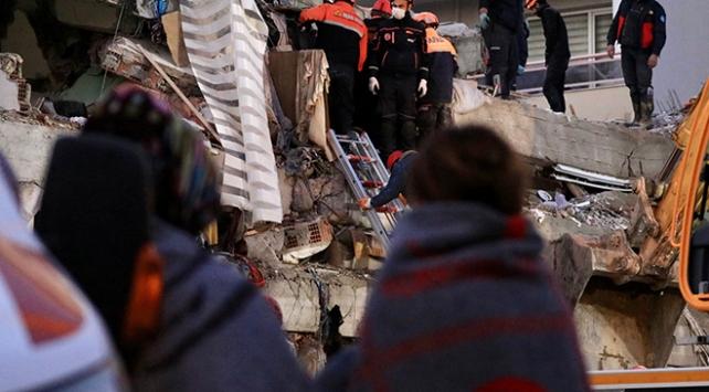 521 artçı deprem yaşandı