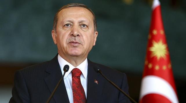 Cumhurbaşkanı Erdoğan'dan deprem mesajlarına teşekkür