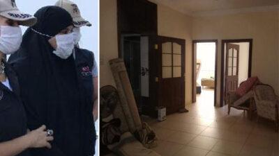 Adana'da yakalanmıştı! DEAŞ'lının evi görüntülendi