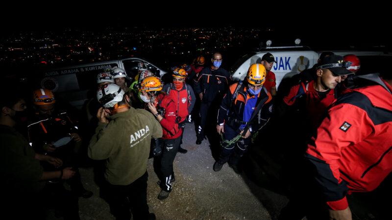 Bursa'da Uludağ eteklerinde kaybolan 4 kişi aranıyor