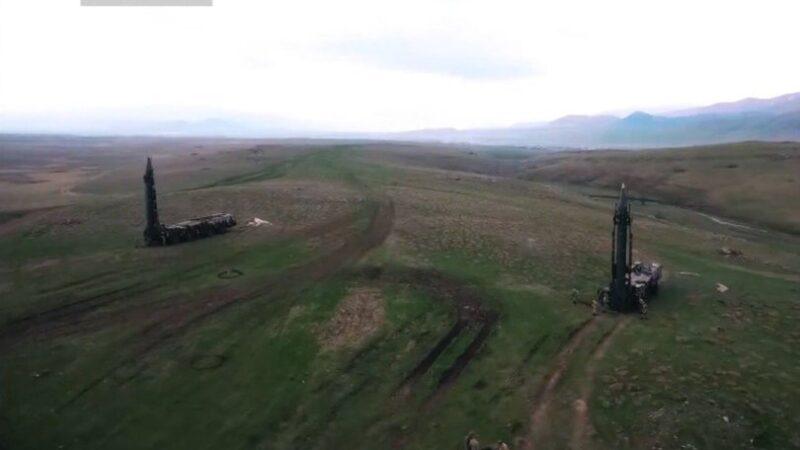 Azerbaycan Ermenistan'ın füze sistemini imha etti