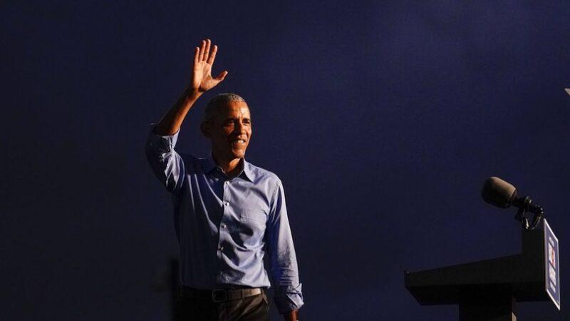 Obama, Joe Biden için meydanlarda