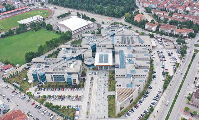 Bursa'da koronavirüs tedavisi gören baba taburcu oldu, oğlu öldü