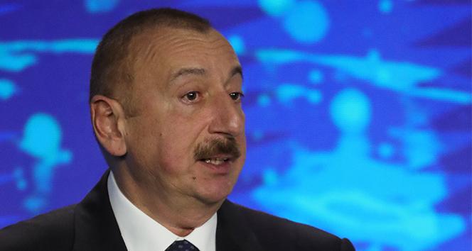 Azerbaycan Cumhurbaşkanı Aliyev işgalden kurtarılan yeni bölgeleri duyurdu