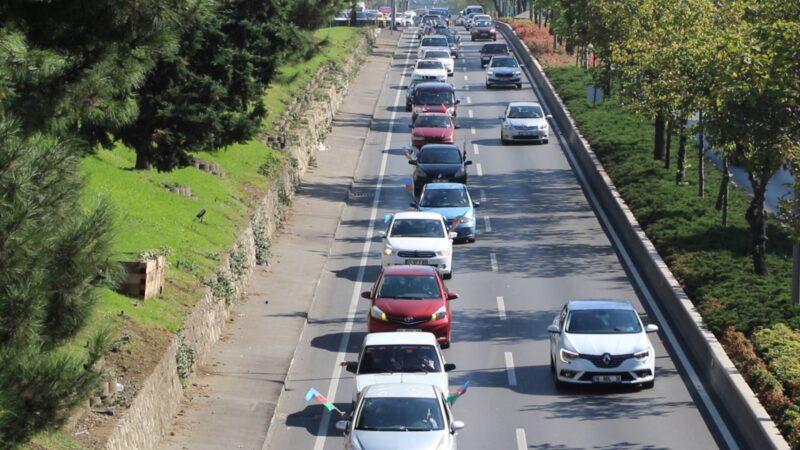 İYİ Parti'den Karabağ'a destek konvoyu
