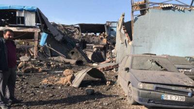 Bursa'da 5 kişinin öldüğü faciada karar