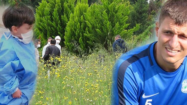 Bursa'da eski futbolcu oğlunu vahşice öldürmüştü! İlk duruşmada savunma yapmadı