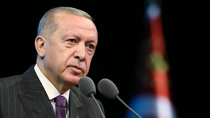 Cumhurbaşkanı Erdoğan'dan çirkin iftiraya sert yanıt: Çaresizliğin ispatı