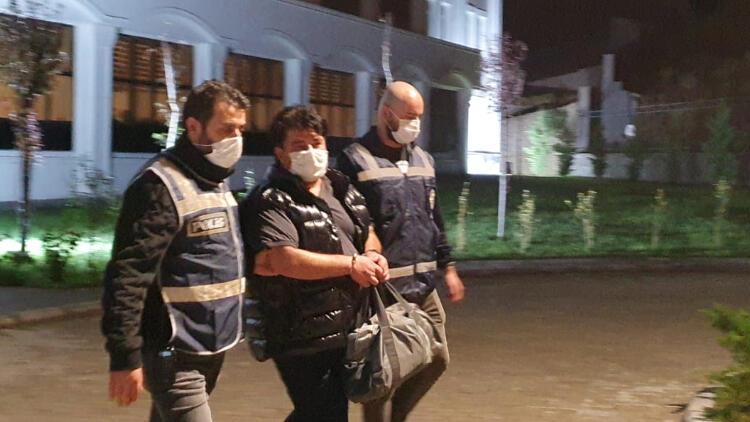 13 ilde aranan çete lideri Bursa'da yakalandı!