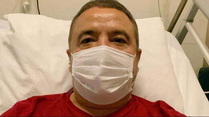 Başkan Böcek'in yoğun bakımdaki tedavisi sürüyor