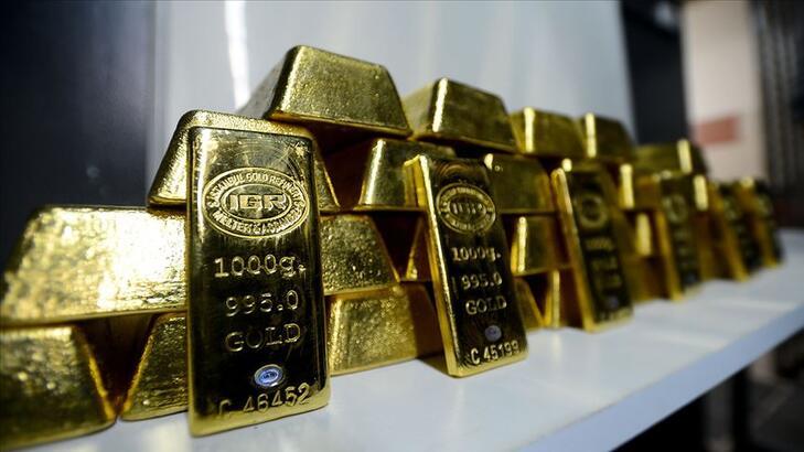 Altının kilogramı 486 bin 500 liraya yükseldi