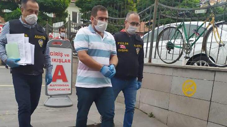 İşçilerinin telefon ve cüzdanlarını çalan zanlı tutuklandı