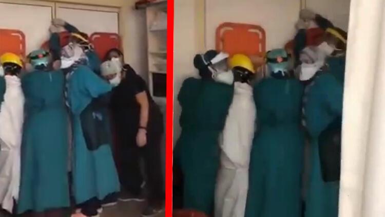 Hastaneyi birbirine katmışlardı! İstenen ceza belli oldu