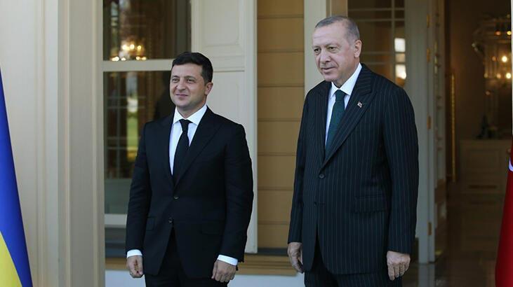 Erdoğan-Zelenskiy görüşmesi sonrası önemli açıklamalar