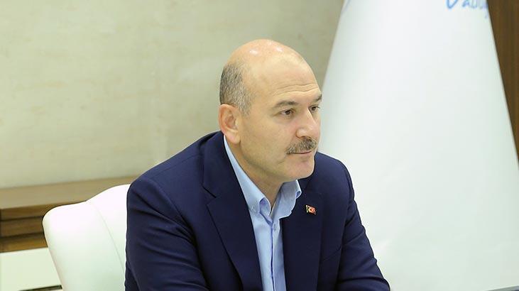 Bakan Soylu, 81 ilin valisiyle Covid-19 tedbirlerini görüştü