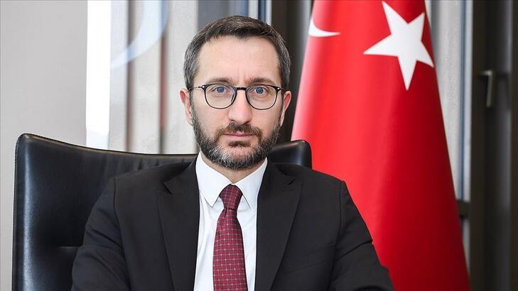 Cumhurbaşkanlığı İletişim Başkanı Altun'dan 'Kıbrıs Türklerinin milli iradesine saygı duyun' paylaşımı