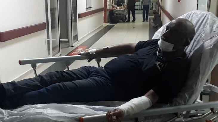 Şeker fabrikasında buhar kazanı patladı! 2 işçi yaralandı