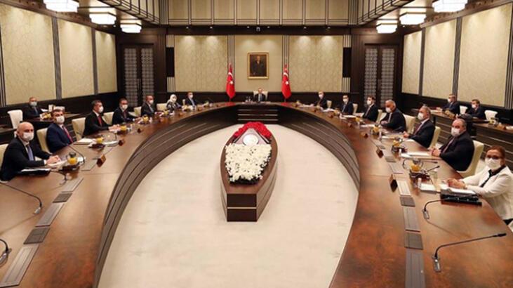 Cumhurbaşkanlığı Kabinesi bugün toplanacak