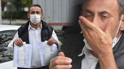 'Kolonya başımıza bela oldu' dedi, Bursa'da ceza yemekten kurtulamadı
