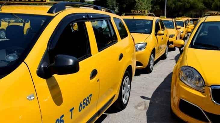 Taksicilerden İBB'ye tepki!