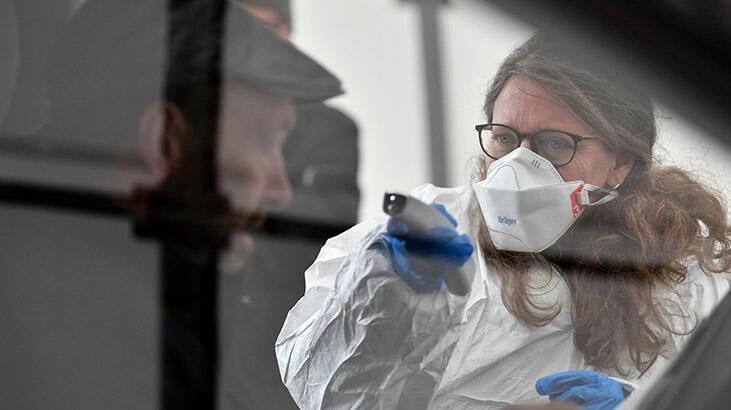 Robert Koch Enstitüsü: Koronavirüs Almanya'da kontrolsüz yayılabilir!