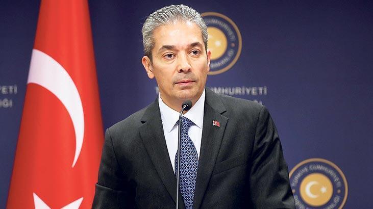 Türkiye'den Minsk Grubu'na 'sonuç odaklı müzakere sürecini başlatın' çağrısı