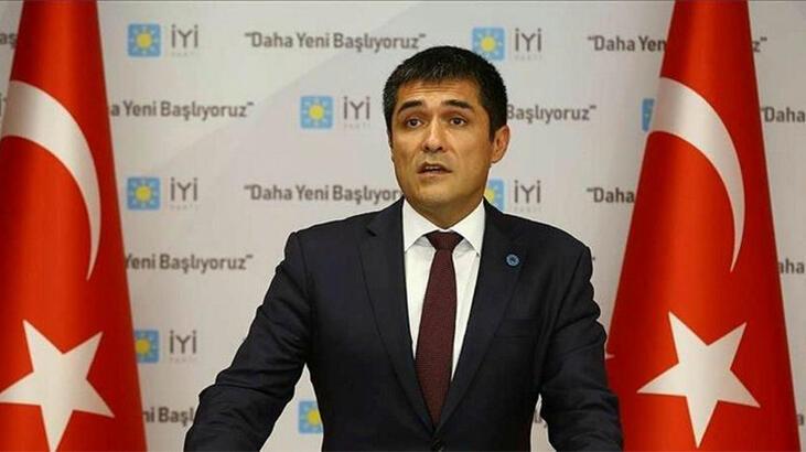 İYİ Parti İstanbul İl Başkanı hakkında flaş karar