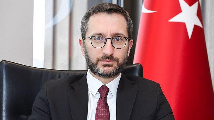 Fahrettin Altun'dan İzmir depremi açıklaması!