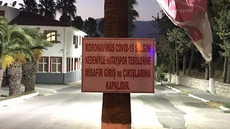 Hatayspor-BB Erzurumspor maçı ertelendi