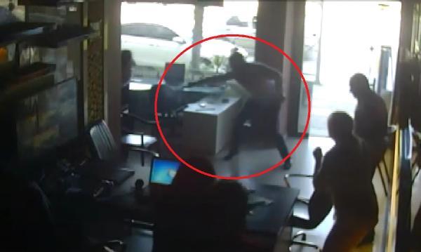 Görüntüleri ortaya çıktı! Bursa'da hamile eşinin gözü önünde öldürülmüş