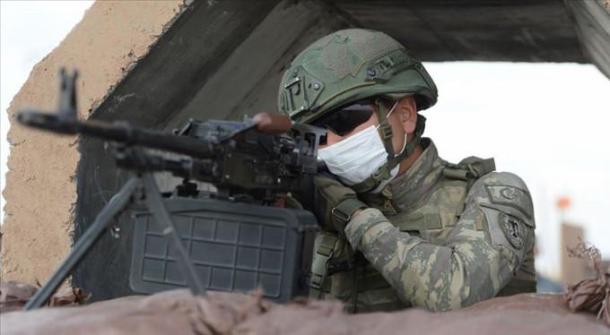 MSB: Barış Pınarı bölgesinde 9 terörist etkisiz hale getirildi