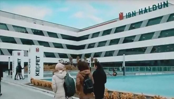 İbn Haldun Üniversitesi (İHÜ) Külliyesi açıldı