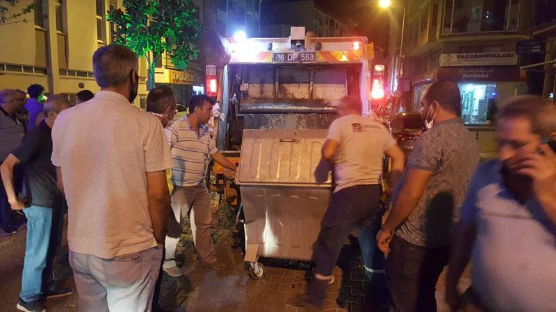 Bursa'da temizlik işçisine çarpıp kaçmıştı! Flaş gelişme
