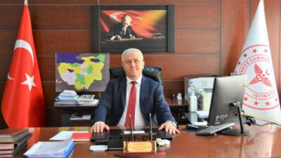 Bursa İl Sağlık Müdürlüğü'nde görev değişimi