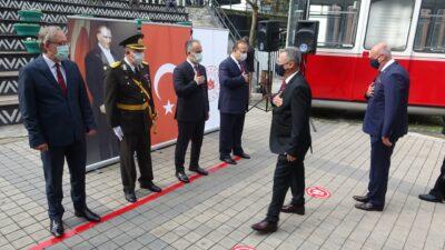 Bursa'da Cumhuriyet Bayramı töreni