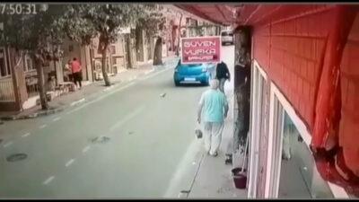 Bursa'da vicdansızlığın böylesi! Arkasına bile bakmadı…
