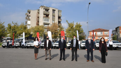 Pandemi ile mücadeleye Osmangazi'den dev destek