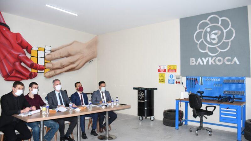 İnegöl Belediyesi'nin proje takımı mülakatla belirleniyor