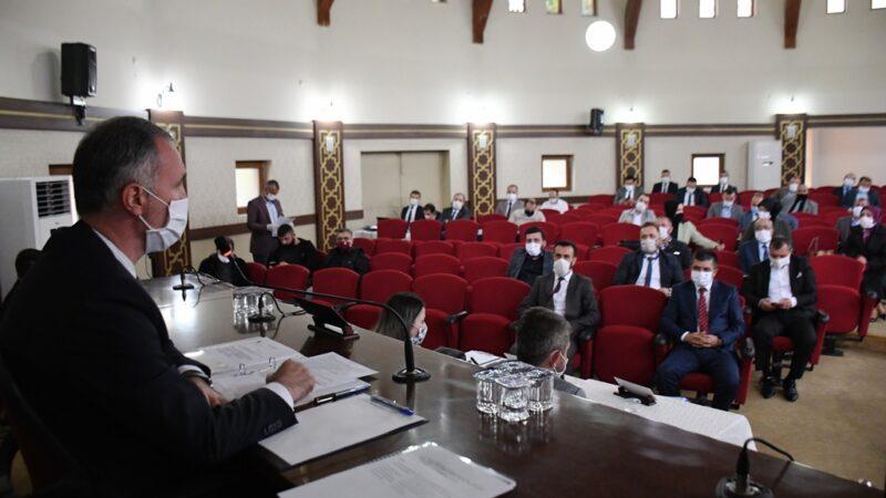 İnegöl Belediyesi ekim ayı meclisi 2. oturumu gerçekleştirildi