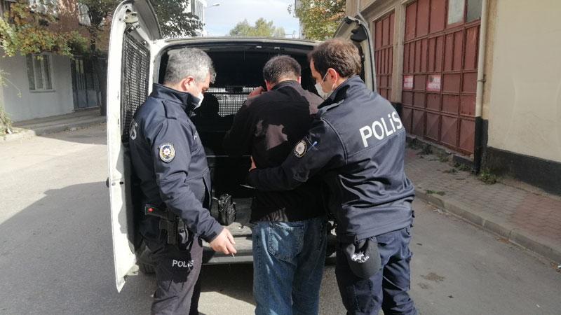 Bursa'da hırsıza 'mahalleli' şoku