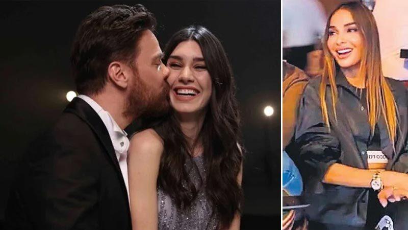 Azeri sevgilisini hamile mi bıraktı? Burcu Kıratlı'dan olay açıklama!
