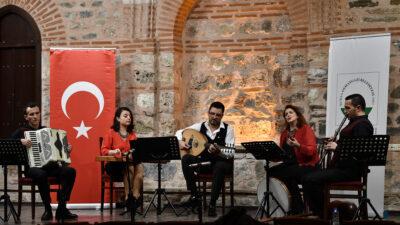Osmangazi'de 'Cumhuriyet' Konseri
