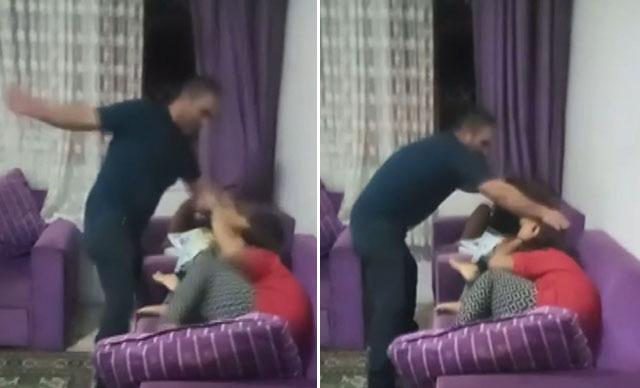 4 çocuğunu döverek sosyal medyada canlı yayın yapan babanın ifadesi ortaya çıktı! Akıl almaz itiraf