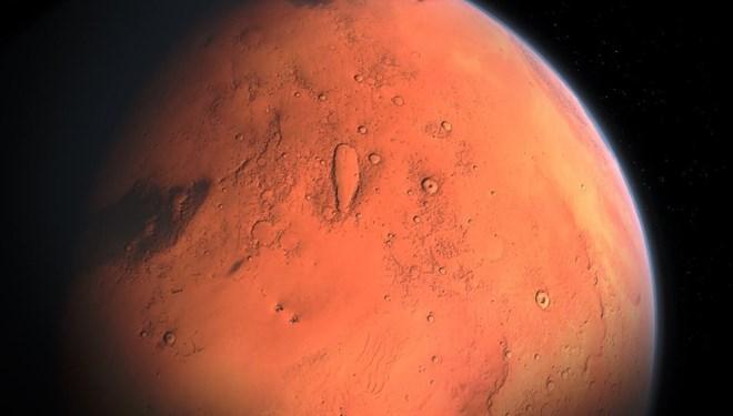NASA: Mars, ekim ayı boyunca dünyadan görülecek
