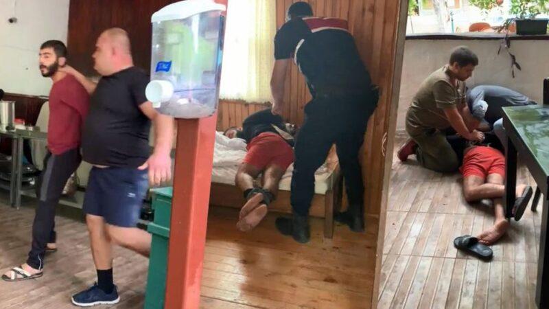 Kâbus dolu 40 dakika! Ruslar otel basıp işkence yaptı