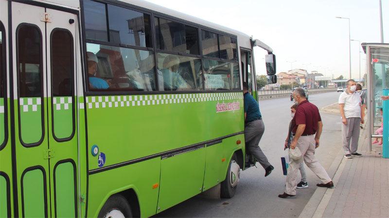 Otobüste 'koltuk' kavgası! Şoför bıçaklandı
