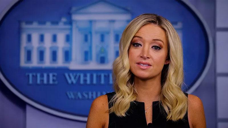 Beyaz Saray Sözcüsü'nün testi pozitif çıktı